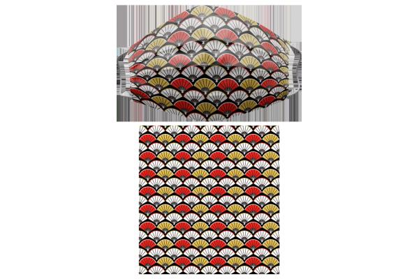 Japanese Pattern和風圖案6三層醫用成人口罩