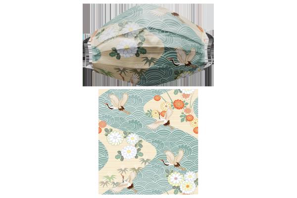 Japanese Pattern和風圖案8三層醫用成人口罩